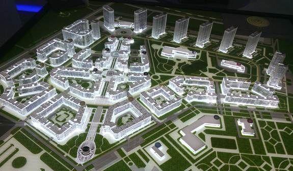 В Советском районе Красноярска могут построить аквапарк