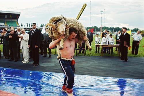 В Красноярске впервые пройдет федеральный Сабантуй