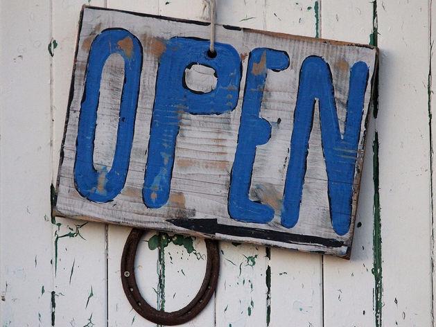 Открыть нельзя закрыть