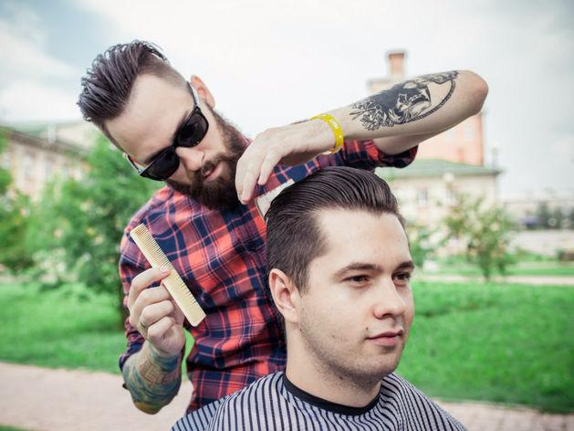 Цирюльня – версия 2.0. Сколько в Красноярске можно заработать «на бороде»?