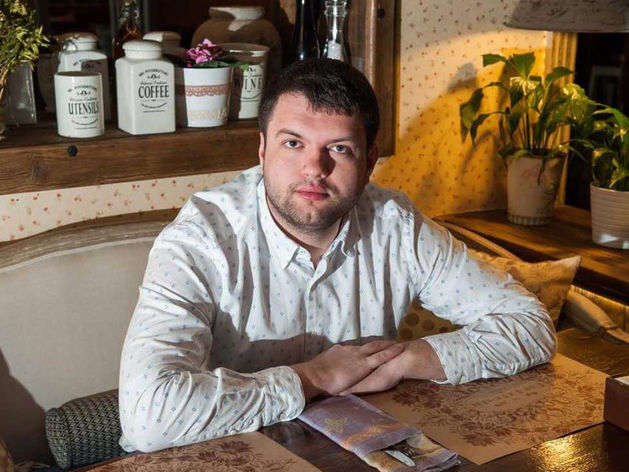 Константин Зимен, соучредитель проекта