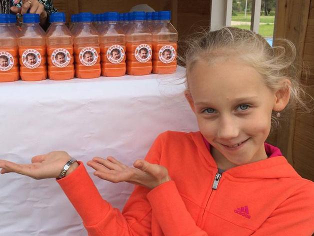 Красноярская семья проведет благотворительный праздник для всего города