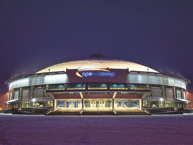 Заказан проект капитального ремонта «Арены. Север» в Красноярске