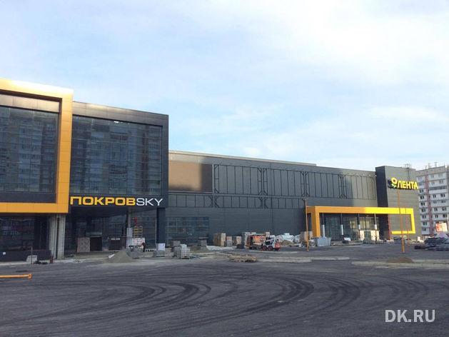 Третий гипермаркет «Лента» в Красноярске скоро откроется: известны сроки и место
