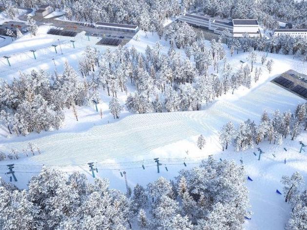 В Красноярске ищут строителей ещё одного объекта Универсиады