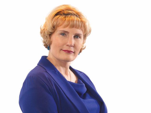 Наталья Потапова, заместитель управляющего Красноярским отделением Сбербанка
