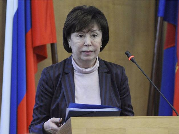 Галия Фазлеева вернулась на пост председателя контрольно-счетной палаты Красноярска