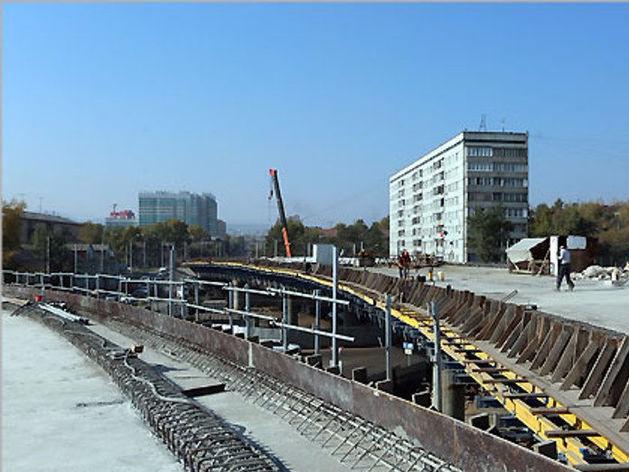 Субподрядчики пожаловались на долги за дорожные работы на ул. 2-я Брянская в Красноярске