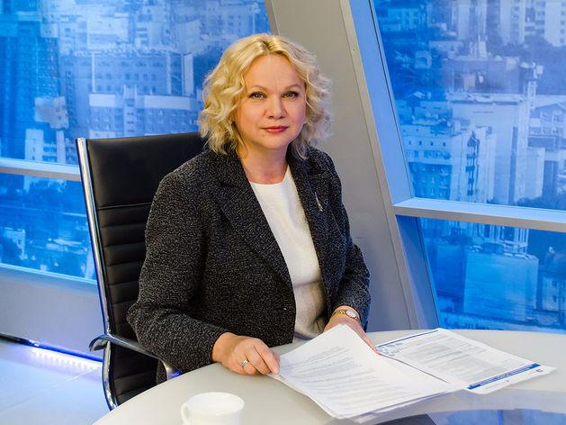 Заместитель генерального директора Банка «Левобережный» Людмила Глушкова