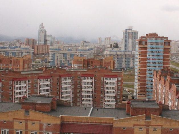 В Красноярске растет количество сделок с недвижимостью