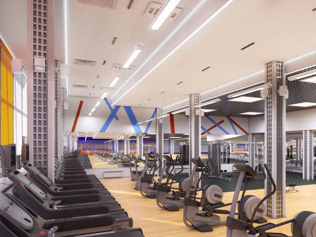 В Красноярске построят новую сеть фитнес-клубов