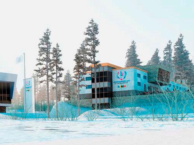 Определен подрядчик строительства инфраструктуры комплекса «Сопка» в Красноярске