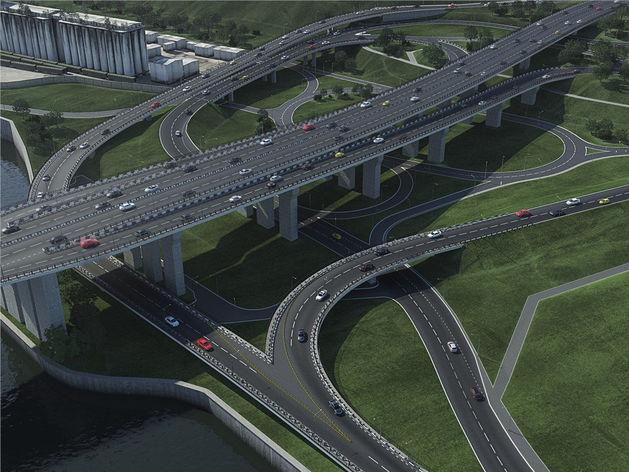 Строить дорогу по ул. Волочаевской в Красноярске намерены три компании