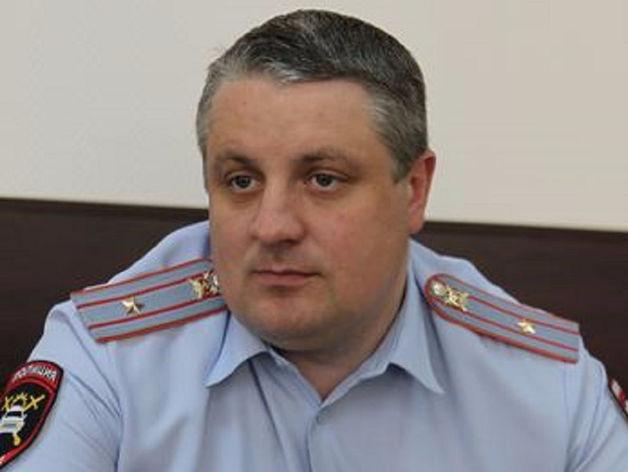 Назначен исполняющий обязанности главы управления ГИБДД по Красноярскому краю