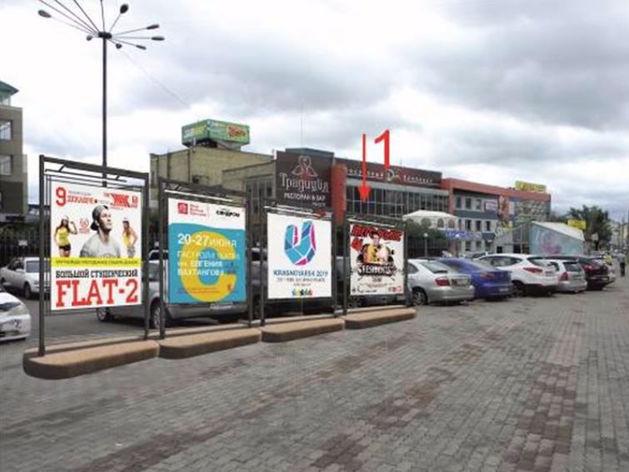 В Красноярске появится новый вид рекламных конструкций