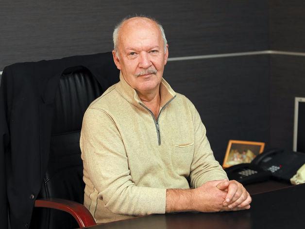 Сергей Каминский  генеральный директор ПАО «Красноярская ГЭС»