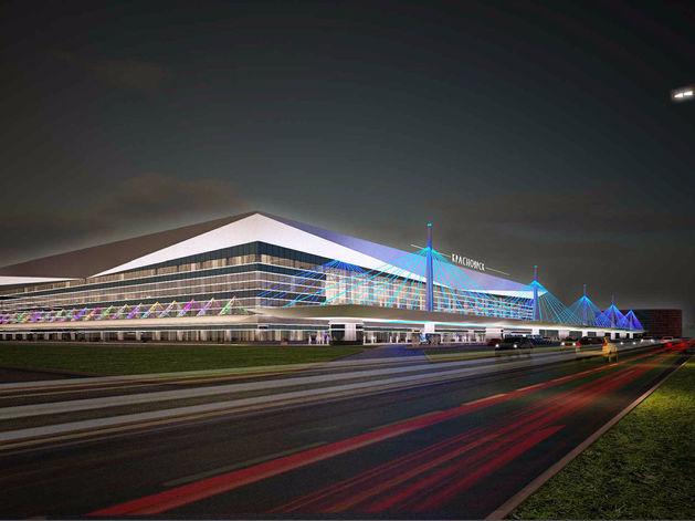 Систему обработки багажа для красноярского аэропорта разработает компания из Франции