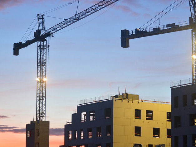 Красноярцы стали меньше инвестировать в строительство жилых домов