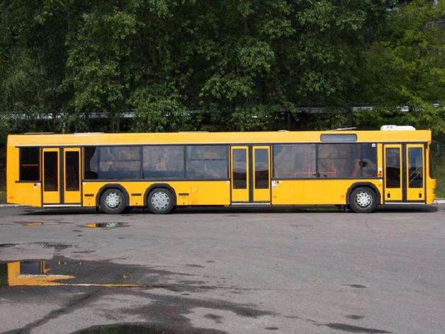 В Красноярске появятся 14-метровые автобусы на пассажирских маршрутах