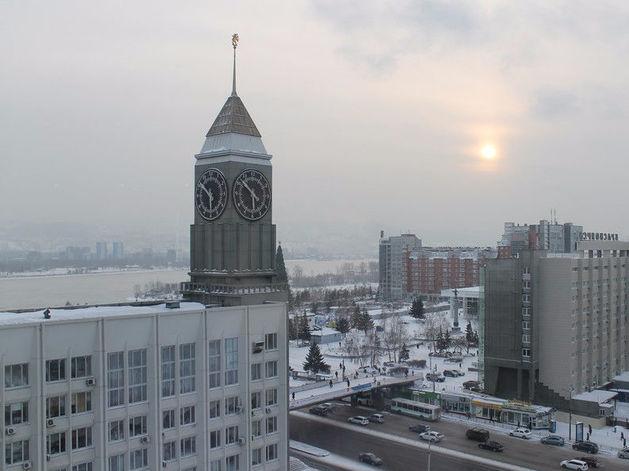 Очередные кадровые перестановки в администрации Красноярска