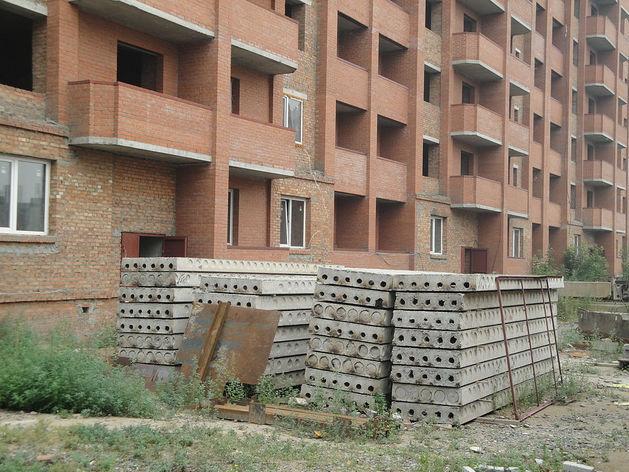 При строительстве мкрн «Мариинский» в Красноярске выявлено нецелевое расходование средств