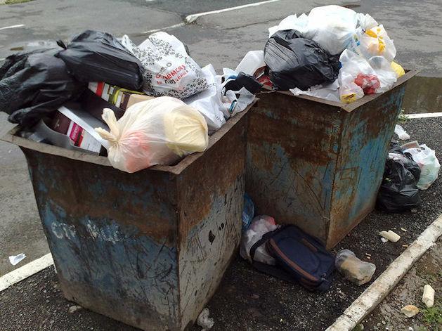 Компания, вывозившая четверть всех бытовых отходов Красноярска, прекращает работу