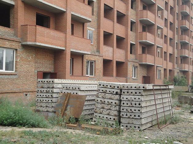 Октябрьский и Центральный районы Красноярска стали лидерами по строительству жилья
