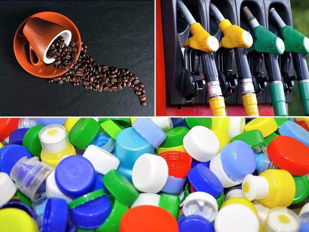 Дайджест DK.RU: дешевый бензин, пункты для сбора пластика и бутылок, кофейни на правом