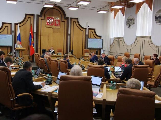 Утверждено 300 поправок в генплан Красноярска