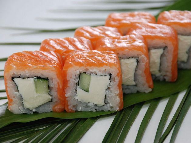 Опасная «Филадельфия»: пять компаний Красноярска предлагают суши с бактериями
