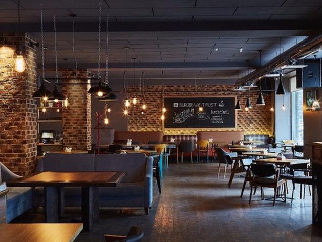 Black Burger Cafe закрылся на реконструкцию в Красноярске