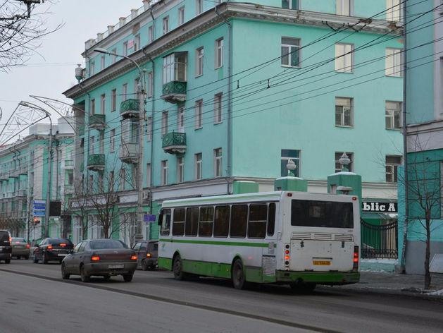 В мэрии заявили об увеличении пропускной скорости центральных улиц Красноярска