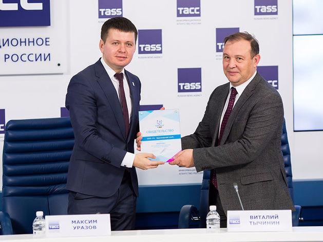Подписаны первые договоры с лицензиатами универсиады в Красноярске