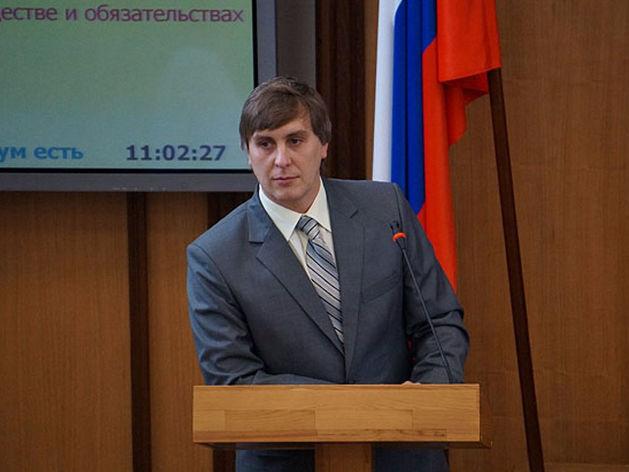 Единороссы Красноярского края выбрали нового лидера