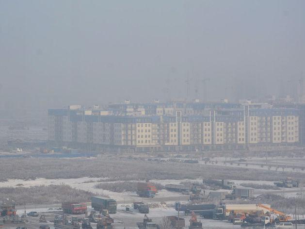 В субботу в Красноярске состоится митинг «За чистое небо»