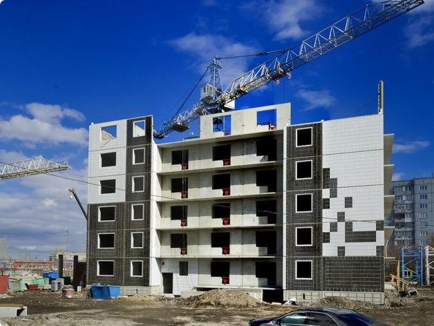 Новый жилой комплекс появится в районе станции Енисей