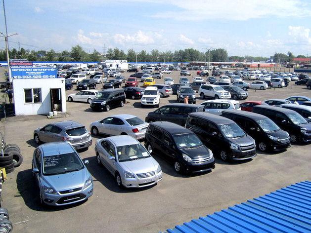 В Красноярске подешевели автомобили с пробегом