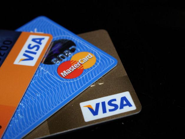 Красноярский край - в лидерах по количеству выданных кредитных карт