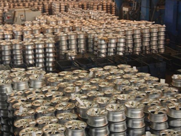 «Русал» прекратил поставки алюминия красноярскому заводу колесных дисков