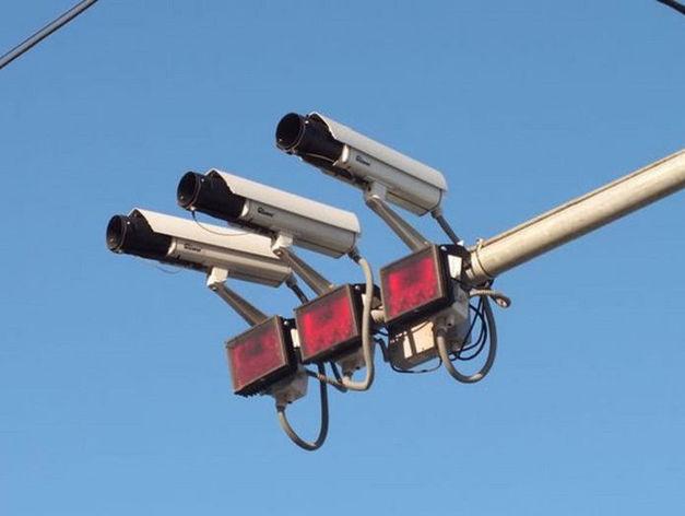 Новые камеры видеонаблюдения, установленные в Красноярске, выявили нарушения на 25 млн.