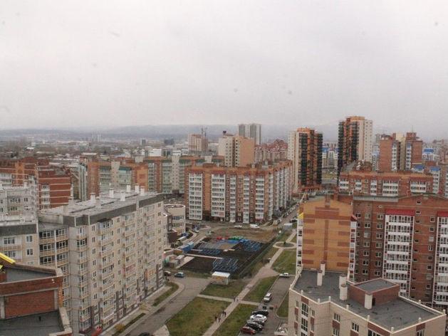 Названы районы Красноярска, где новостройки на треть дешевле «вторички»