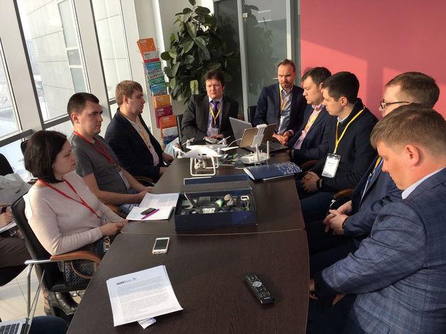 В Красноярске представили технологии будущего для строительства и промышленности