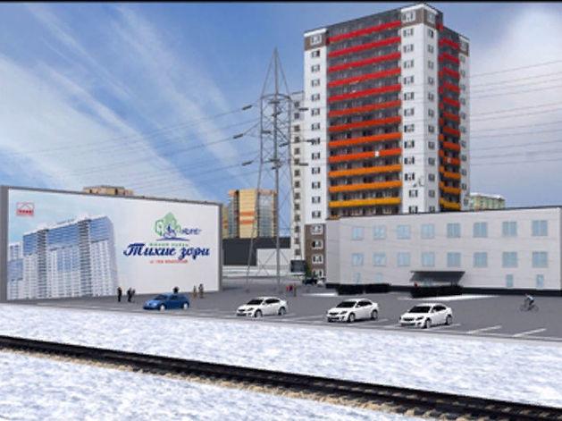 Красноярские бизнесмены обустроят территорию у «Платинум Арены»