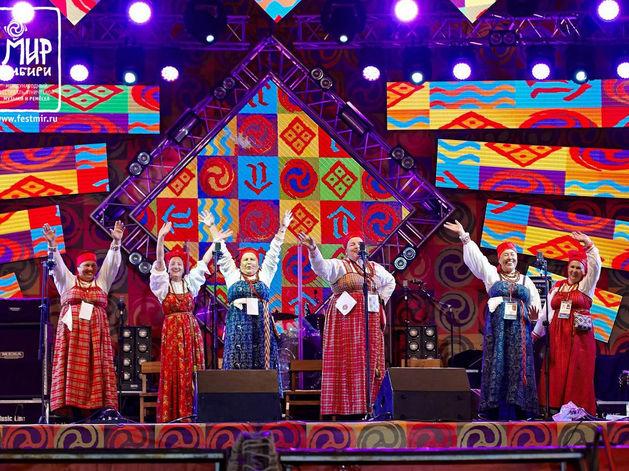 Фестиваль «МИР Сибири» получил поддержку ЮНЕСКО