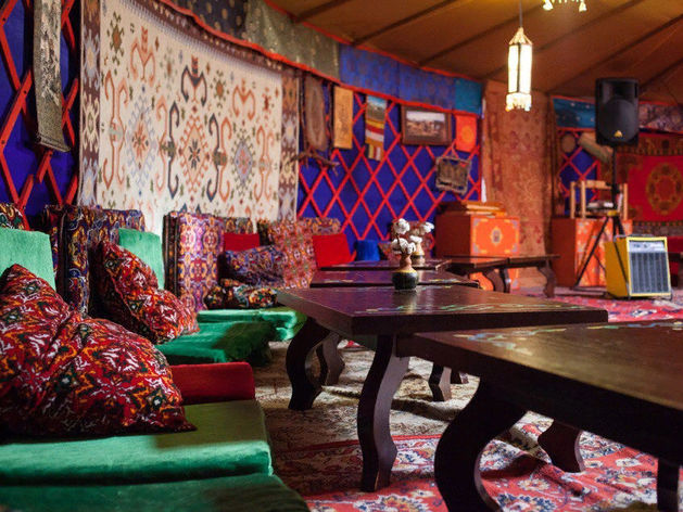 Владельцы чайной «Юрта» в Красноярске ищут новую площадку для заведения