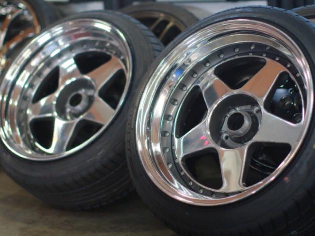 Красноярские производители литых дисков пожаловались на китайских конкурентов