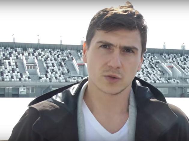 Капитан сборной России и красноярского «Енисея» Юрий Викулин покидает команду
