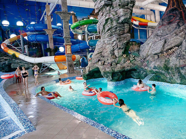 Аквапарк в Красноярске возведут к Универсиаде