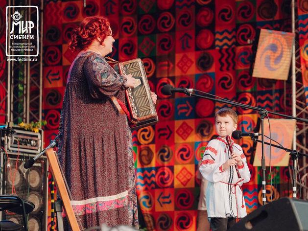 Завершен прием заявок на конкурс этномузыкальной премии фестиваля «МИР Сибири»