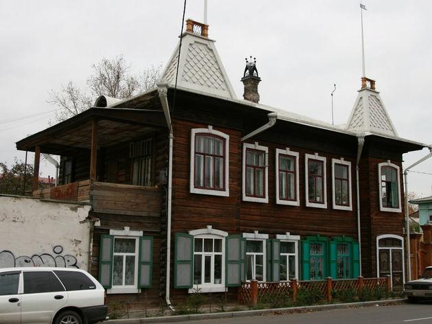 В Историческом квартале в Красноярске разместят кафе, магазины и две гостиницы для Русала